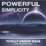 Powerful Simplicity CD Cover